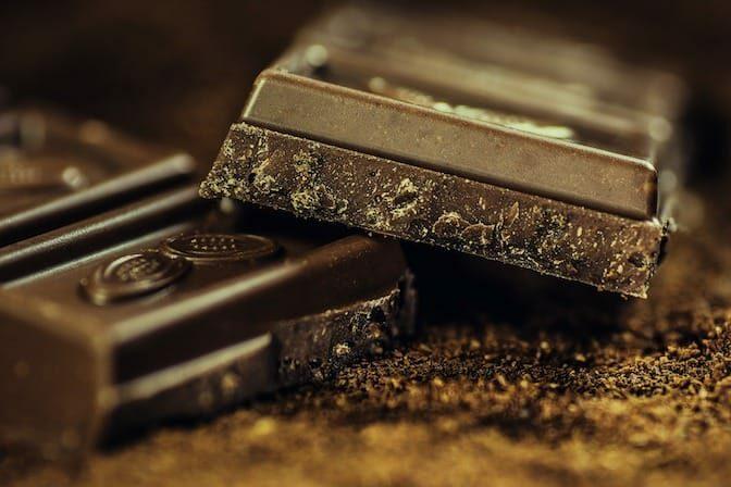 Fare il CV sulla barretta di cioccolato