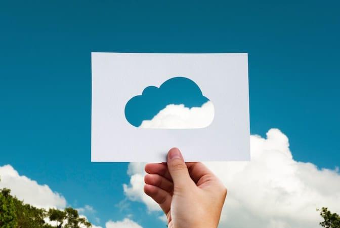 I tuoi file al sicuro nella nuvola