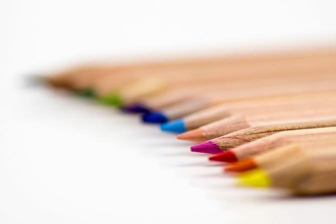 Usare colori nel Curriculum