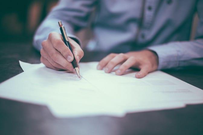 Come scrivere la lettera di ringraziamento post colloquio