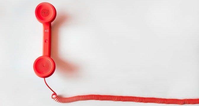 Consigli per un colloquio di lavoro telefonico