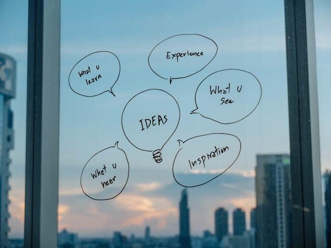 Essere creativi nel lavoro