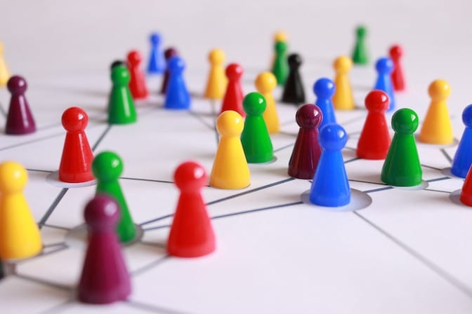 Mantieni attiva la rete di contatti professionali