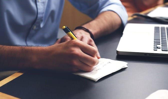 Scrivere una lettera di motivazioni