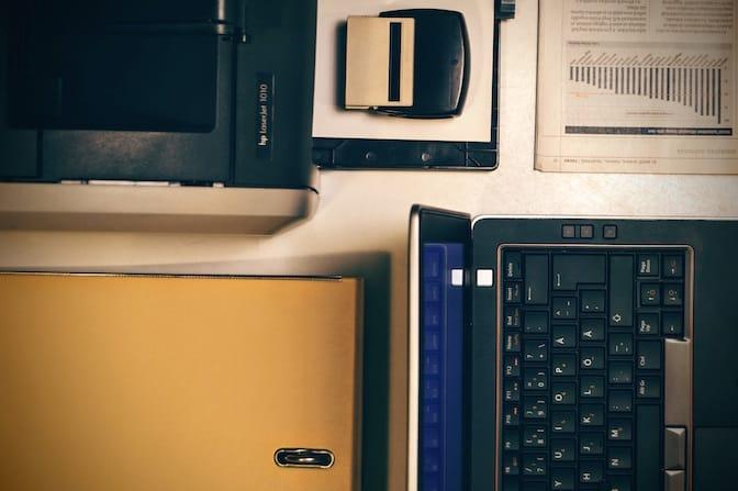 Usare hardware nel mondo del lavoro